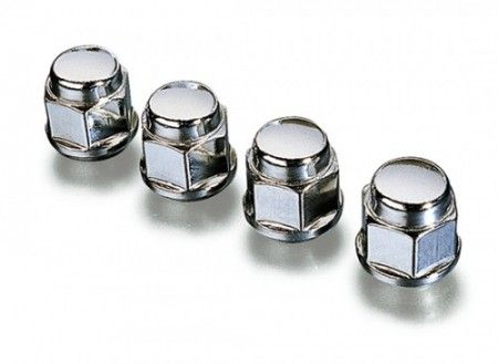 Honda Wheel Nuts - Chrome (Set of 16) - 08W42-SR3-B00