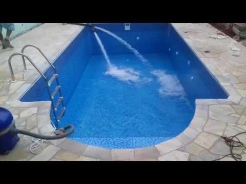 Piscina 7x3.50x1.40 YouTube in 2020 Pool, Outdoor