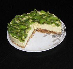 Raw (narozeninový) dort