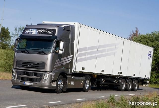 UDトラックス、販売子会社でボルボトラックの取扱いを開始 | 車選び.com