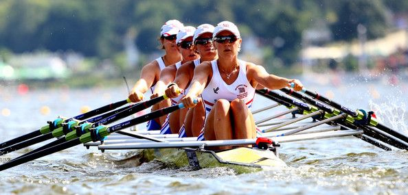 Katie Greves - FISA Rowing World Championships