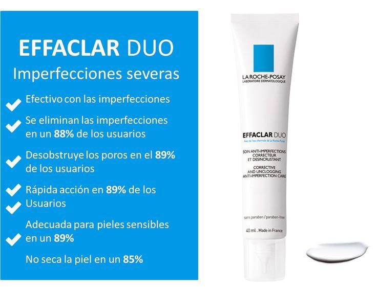 effaclar duo para acn com n o vulgaris de 12 a 25 a os. Black Bedroom Furniture Sets. Home Design Ideas