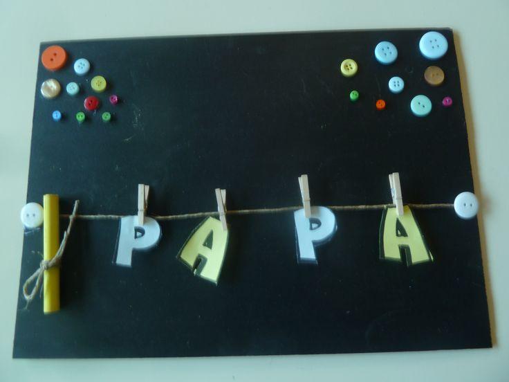 Fête des pères 2013.