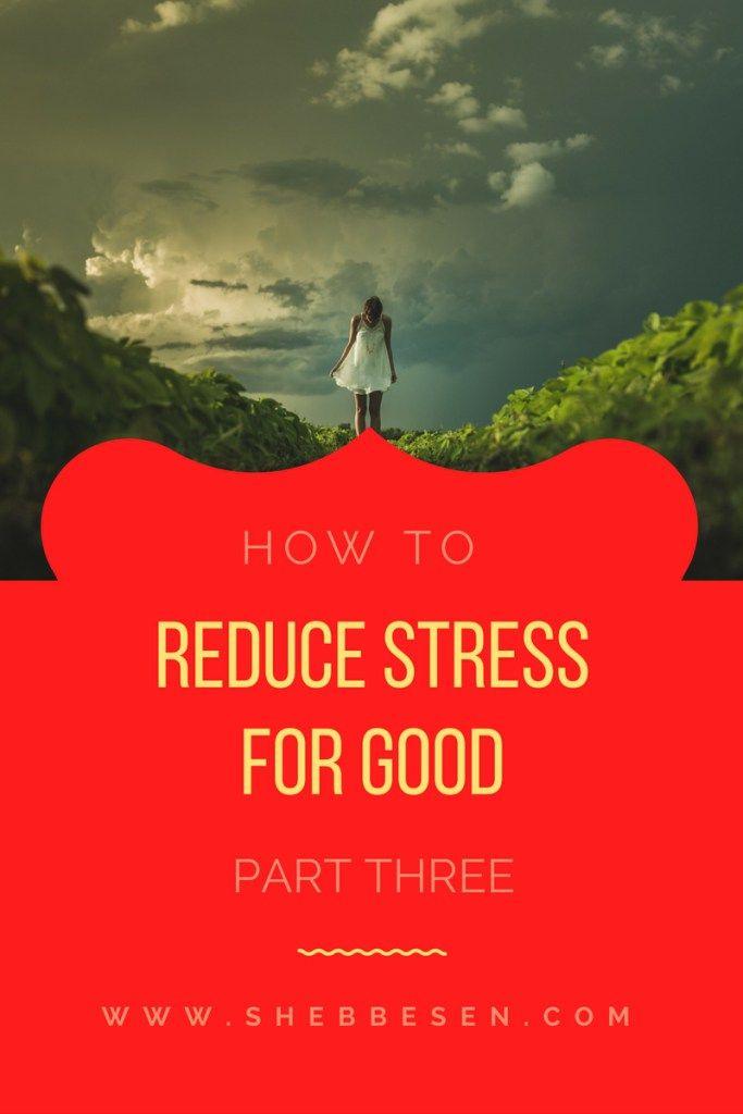 essay speech how to reduce stress