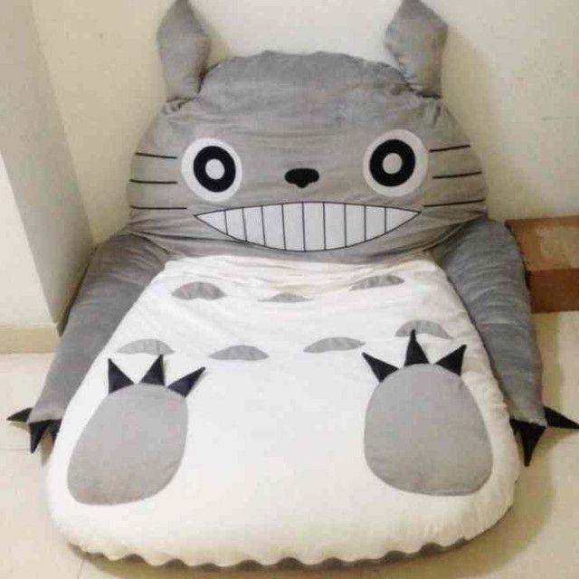 Crunchyroll - Huge Totoro Bed to Be Released