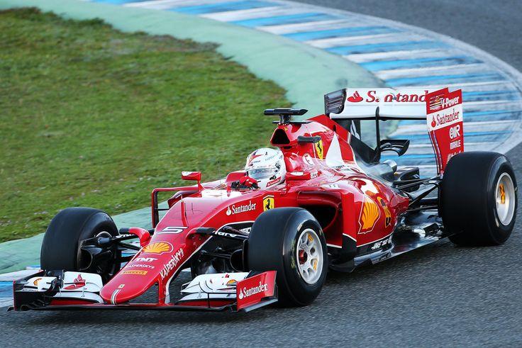 【2015 F1合同テスト】ヘレステスト1日目