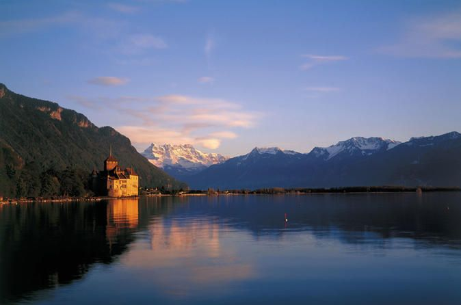 Chillon Castle Day Tour from Lausanne Discover the castle of Chillon, a large piece of Swiss historical heritage. Over the course of this 6-hour journey, you will visit Vevey and Montreux, two beautiful towns on the shores of the Geneva Lake. Enjoy a boat cruise and observation of the famous Freddie Mercury statue.Meet your guide, as well as your group, at the predetermined meeting point come 12:15pm. From there, you will begin your departure from Lausanne. Head to t...