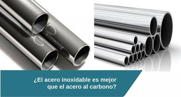 JN Aceros | ¿El acero inoxidable es mejor que el acero al carbono? | El hierro y el carbono son constituyentes del acero. La composición de carbono en el acero no es constante; varía dependiendo del tipo y del grado del acero concerniente. El contenido de carbono de 0.2 % a 1.2 % por peso es común en los aceros. Acerca de los tipos de acero, un tipo particular de este material es el llamado acero al carbono debido a la alta cantidad de carbono en su composición.