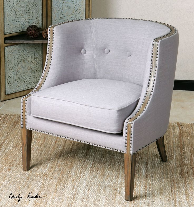 Barrel Back Accent Chair Chairs The O Jays And Gray