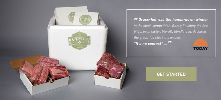 """""""Grass-fed was the hands-down winner in the steak competition. Barely finishing the first bites, each taster, literally blindfolded, declared the grass-fed steak the winner. It's no contest..."""" Today.com"""
