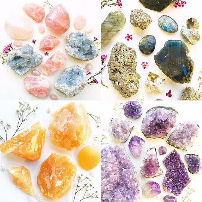 Kristaller ve Sahip Oldukları Enerjiler