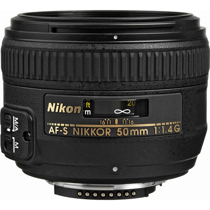 Buy Nikon AF-S NIKKOR 50mm f/1.4G Lens - National Camera Exchange