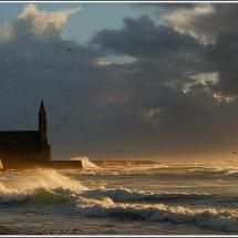 Saint-Guenole. Finistere Brittany
