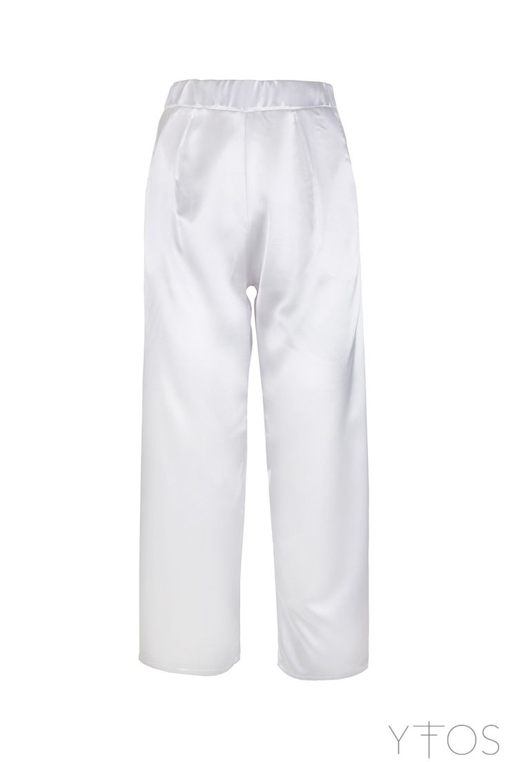 Yfos Online Shop | Clothes | Pants | Frosty Cropped Pants by YFOS