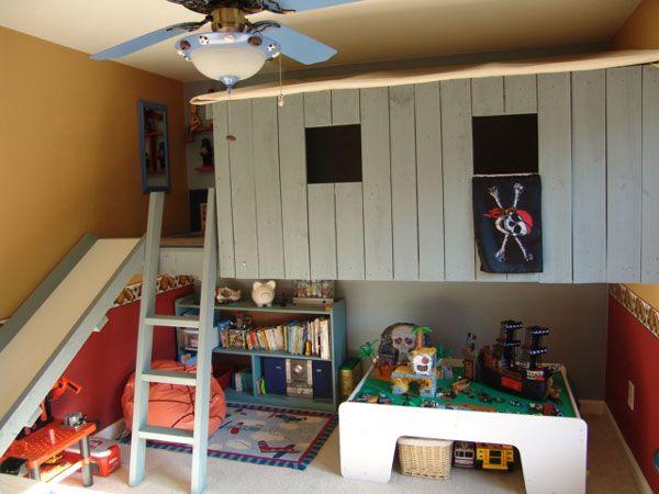 Best 25 Fort Bed Ideas On Pinterest Kids Beds For Boys