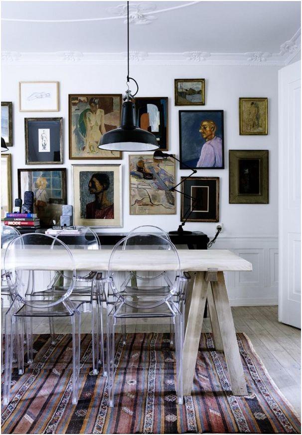 68 besten dining rooms bilder auf pinterest wohn esszimmer diner tisch und moderne. Black Bedroom Furniture Sets. Home Design Ideas