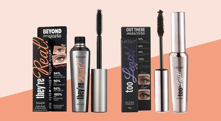 How Does Aldi's £6 'Too Legit' Dupe Compare To Benefit's £22 'They're Real' Mascara? — HuffPost UK