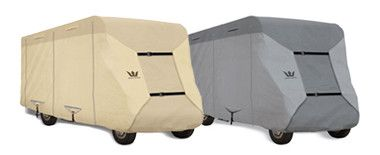 Expedition S2 Class C RV Cover