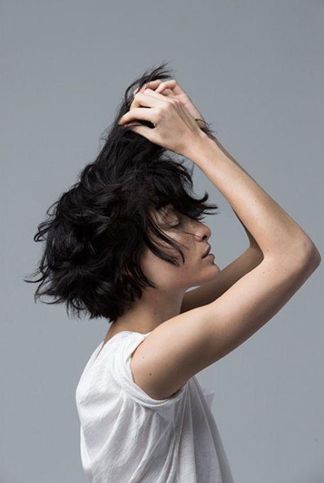 Hair | Everlane | Pinned via birdasaurus