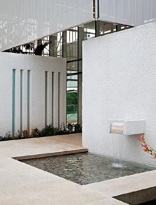 Espejo de agua - Casa en Brasilia, Brasil - Sérgio Roberto Parada Arquitetos Associados