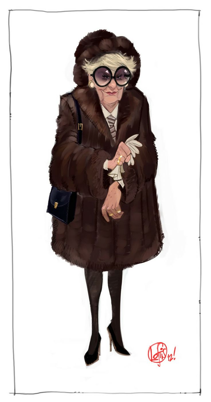 Credited as 'Colleen' by Cory Loftis, but it's unmistakably ELAINE STRITCH!!  Maybe 'Colleen' was her character's name...