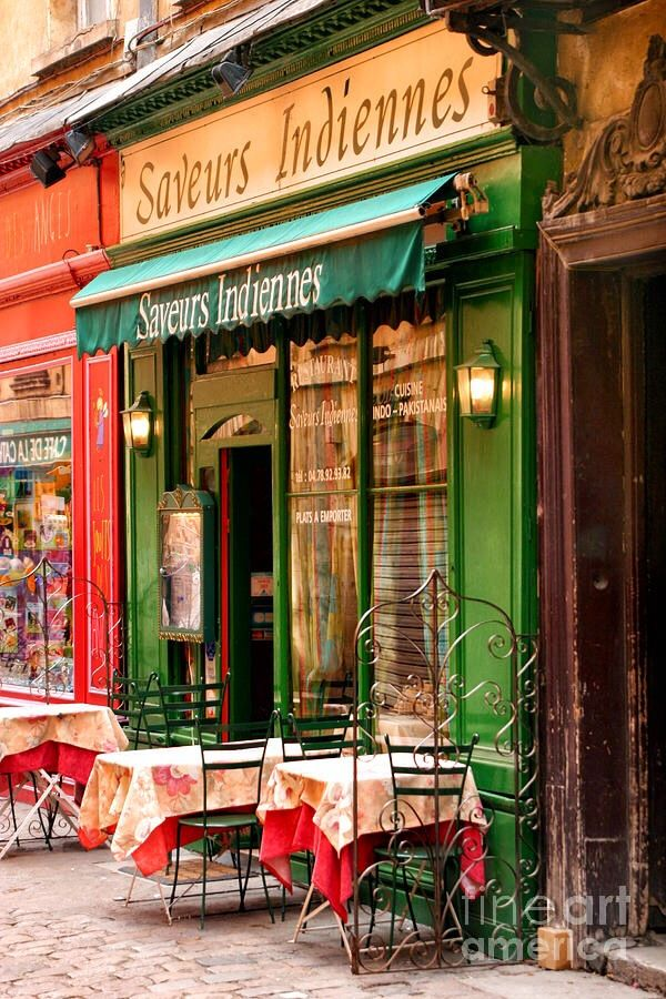 Saveurs Indiennes, a restaurant serving dishes from India and Pakistan in Lyon, France... ᘡղbᘠ