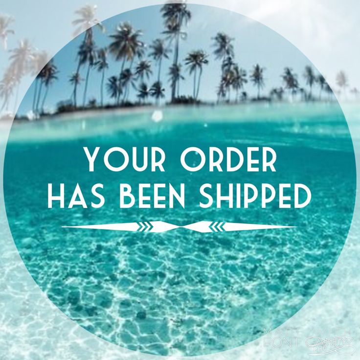 Your Order has been shipped | Nerium | Pinterest