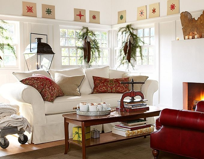 Pottery Barn Small Living Room Ideas Clubdeases Com
