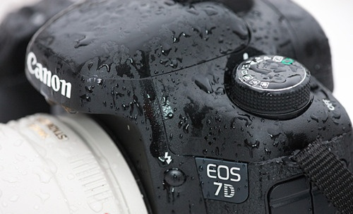Canon EOS 7D - Current Rig