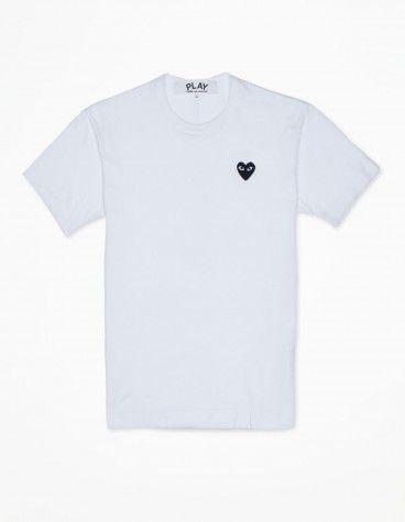 Commes des Garcons Heart T-shirt 80 Euro