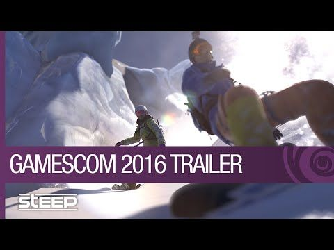 Steep Open Beta is now available! | KeenGamer