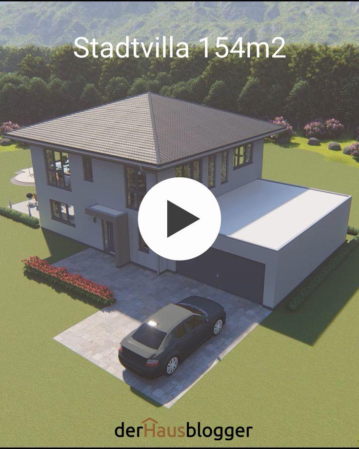 Stadtvilla mit 154m2 Wohnfläche