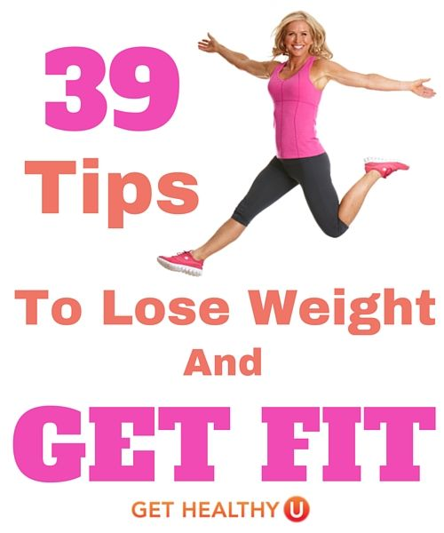 Download My Free E-book With 39 Tips To Lose Weight And