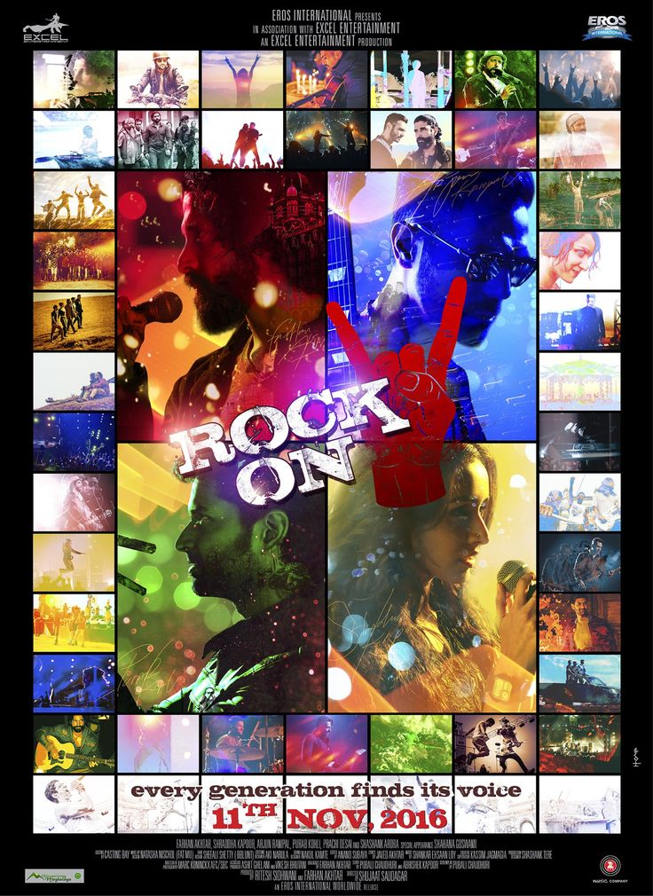 Rock On 2 Bollywood Movie 2016 First Official HD Teaser Video Ft new TeamMagik