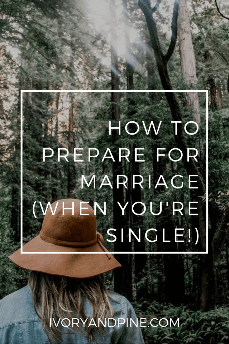 dating to marriage advice Even though we're following jesus, and reading the same bible, and aiming for  the covenant of marriage, our dating advice can be surprisingly.