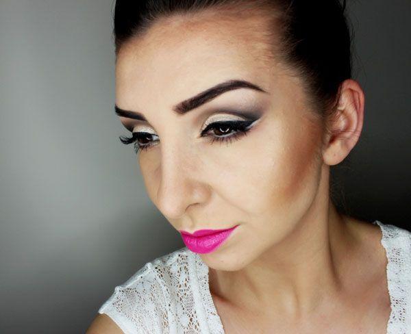 Kobiecości, elegancji i szyku doda każdej kobiecie makijaż klasycznie podkreślający oczy i uwydatniający usta. http://blog.ekobieca.pl/fuksjowe-usta/