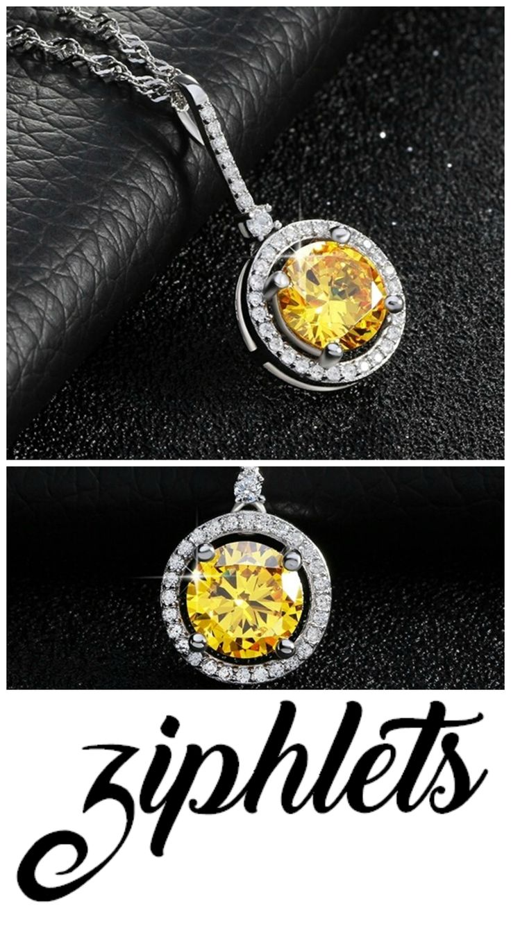 Ziphlets halo sunburst necklace. Get 10% off with the code SUNBURST10