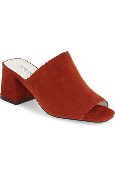 5fb2e4eb5f9 Jeffrey Campbell  Perpetua  Open Toe Mule (Women) available at  Nordstrom   WomenShoesSketchers