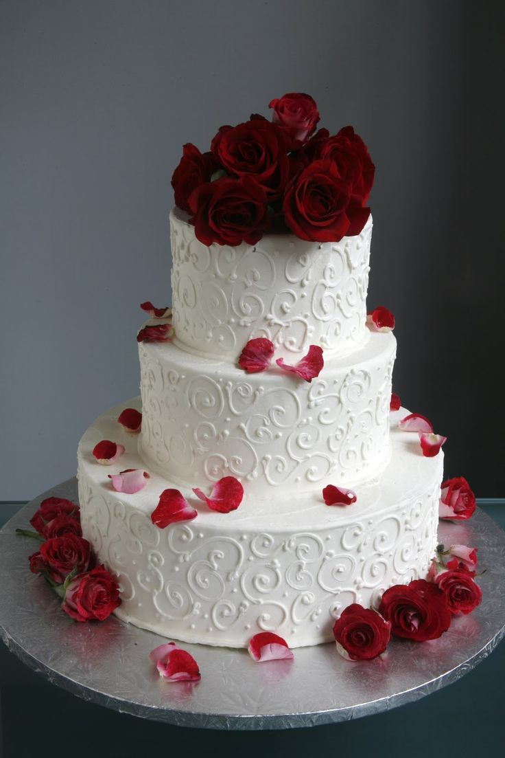 wedding cake roses to make wedding cakes with fresh flowers simple cake wedding 23715