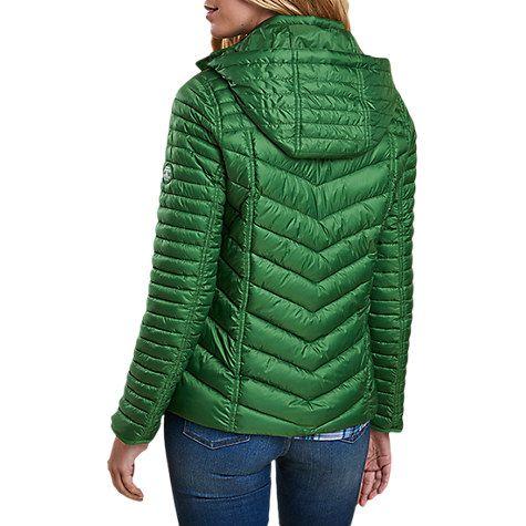 Buy Barbour Headland Quilted Jacket Online at johnlewis.com