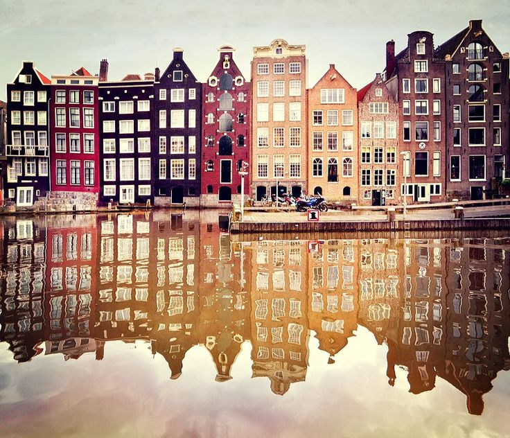 Amsterdam - wanderlust travel mountain beach flowers explore adventure photography nature fashion trendy