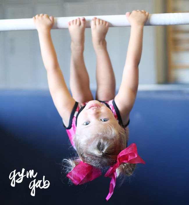 Toddler Gymnastics - 10 reasons why gymnastics is so great for little ones!