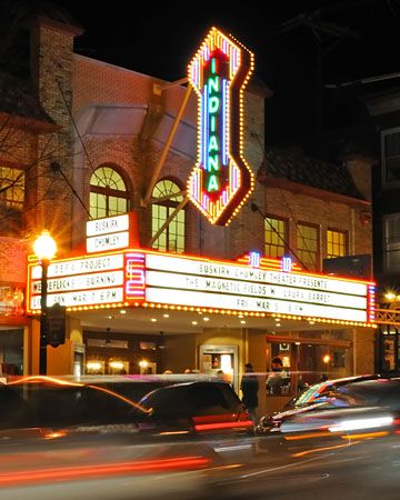 Buskirk-Chumley Theater, Bloomington, Indiana