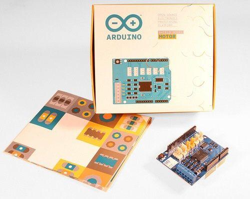 Meer Dan 1000 Idee N Over Motor Shield Arduino Op