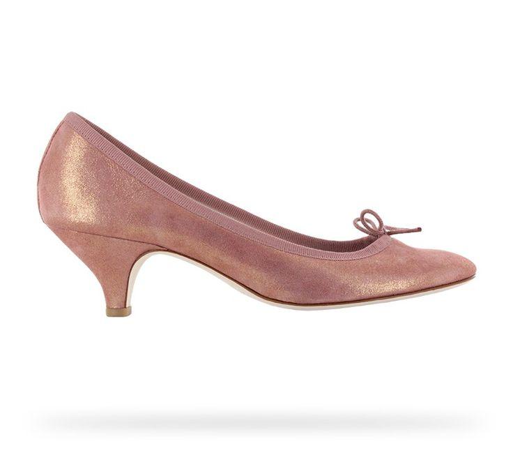 Les 25 meilleures id es de la cat gorie robe rose poudre - Ballerine rose poudre ...