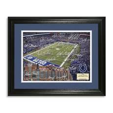 Indianapolis Colts Signature Gridiron Collection - Bed Bath & Beyond