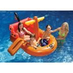 Swimline Galleon Raider Inflatable Pool Float, Multi