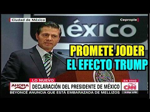 Ultimas noticias de MEXICO, MENSAJE PEÑA NIETO, COMSUMA PRODUCTOS MEXICANOS 01/02/2017 - YouTube
