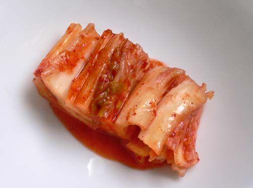 Kimchi pour tous* - Recette pas à pas