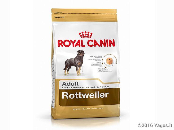 Alimento per cani Rottweiler 12kg ROYAL CANIN